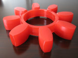 90-98shore un accoppiamento rosso del poliuretano, accoppiamento dell'unità di elaborazione, accoppiamento del Gr