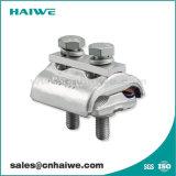 Le GPAW Série Aluminium Cuivre bimétalliques rainure parallèle Pg collier de serrage