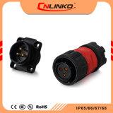 Cnlinko 2018 최신 판매 연결관 3pins 수중 IP65/IP67 LED 지구 연결관