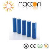18650 3.7V 1500mAh Bateria de iões de lítio recarregável