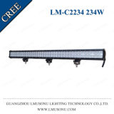 Lmusonu 12V 자동차 부속용품 차는 42 인치 ATV 4X4 똑바른 LED 표시등 막대 234W를 분해한다