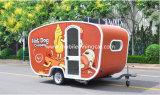 Vrachtwagen van het Voedsel van /Brand van de Wagens van de catering de Nieuwe voor Verkoop (Ce)