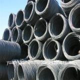 Hot Sale prêt Stock faible en carbone haute résistance prix d'usine SAE1010 la tige de fil