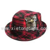 Fedora chapeau avec une poche latérale (JRX016)