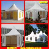 Хорошее качество высокое пиковое пагода палатка 3X3m 3м х 3м 3 на 3 3X3 3m
