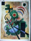 Картина маслом - Kandinsky