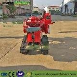 4LZ-0.8 Uso Personal Mini cosechadora con tanque manual