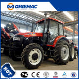 판매를 위한 중국 Lutong 65HP 4WD 바퀴 농장 트랙터 Lt654