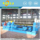 Prensa de batir simétrica de tres rodillos de la maquinaria de Nantong Vasia