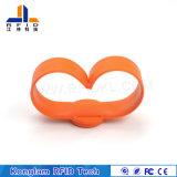 Wristband portatile del silicone di schiaffo RFID per la spiaggia di bagno