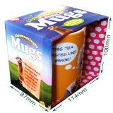 Doos de van uitstekende kwaliteit van de Mok van het Karton voor de Doos van de Verpakking van de Gift