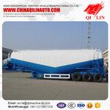 Порошок бак грузового прицепа для перевозки цемента