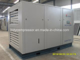 Estacionarios husillos de alimentación refrigerado por aire del compresor Oilless
