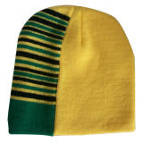 縞様式NTD1108の特別な編まれた帽子