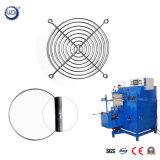 作り、溶接機自動油圧金属のリングの円
