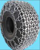La cadena de protección de neumáticos (8.25-25)