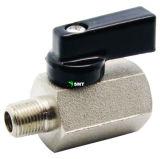 Mini robinet à tournant sphérique pneumatique (M1001)