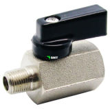 Mini pneumatisches Kugelventil (M1001)