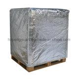 Dekking van uitstekende kwaliteit van de Pallet van de Stof van de Isolatie van de Hitte de Aluminium Geweven