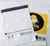 Annonce postale de empaquetage de sac de vêtement en plastique de LDPE d'usine poly