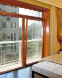 Fuxuanの傾きの装飾的な開き窓アルミニウムWindows (FX-W135)