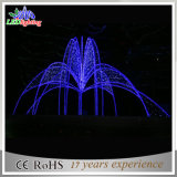 De Fonteinen van de Decoratie van de Vakantie van de openlucht 3D LEIDENE Aritificial Lichten van het Motief