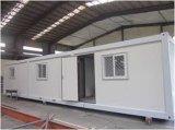 20FT luxo moderno Living Construções prefabricadas Flat Pack Recipiente expansível de dobragem House