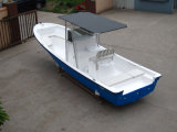 Liya Barco de Pesca de fibra de vidro (SW760) Panga