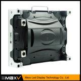 P2.5 brillo impermeable de interior video del grado 1500CD de la visualización de pared de 480 * de 480m m LED para la instalación fija de interior