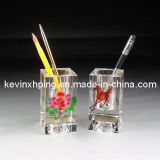 Crystal Pen Container (CV012)