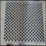 Strato perforato della maglia del metallo di Galvanzied di prezzi di fabbrica