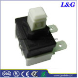Energien-Schalthebel-Drucktastenschalter des Staubsauger Schaltkarte-Steuer16a250vac (MPS21)