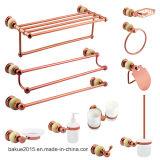 Selezione completa Premium degli accessori della stanza da bagno per la decorazione dell'hotel