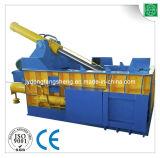 Y81T-100 Lado PLC push out Metal hidráulico da enfardadeira com marcação CE