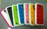 Крышка для сотового телефона Samsung i9500 металлической рамы