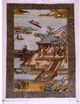 Het met de hand gemaakte Tapijt van de Zijde (WT169)