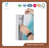 Support d'affiche avec 5 compartiments de brochures avec poches réglables