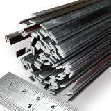 Vários tamanhos da barra/tira flexíveis da fibra do carbono para a curva