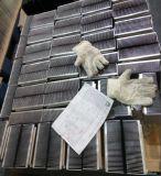 Aluminium extrudé dissipateur de chaleur pour la diffusion de communications