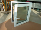 Finestra di alluminio della stoffa per tendine della rottura termica bianca di colore