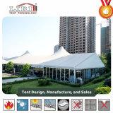Transparentes hohe Spitzen-Hochzeits-Zelt-Partei-Aluminiumzelt