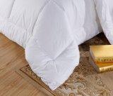 Hotel Home barato tampa de enchimento de poliéster de microfibra de retalhos edredão