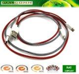 Typ c-schnelles Aufladeeinheits-Kabel des Gewebe-umsponnener Nylon-USB2.0