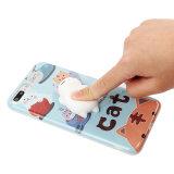 Прелестная Food Grade силиконовый чехол для телефона iPhone 6/7/Plus