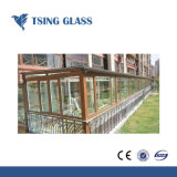 Ce&ISO&SGS를 가진 건축 건물 유리를 위한 6.38-10.38mm 명확한 착색된 PVB 박판으로 만들어진 유리