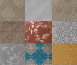 PVCによって薄板にされるギプスの天井板かタイル