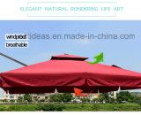 خارجيّة حديقة [سويمّينغ بوول] عامّ إستعمال موز مظلة لأنّ ترويجيّ