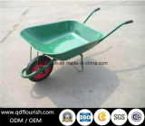 Металлические конкретные Wheelbarrow колеса Барроу сад инструмент Wb6200