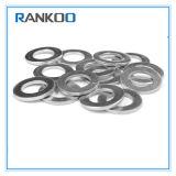 304 rondelle plate personnalisée de l'acier inoxydable ASTM F436