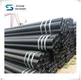 ASTM A53/A106 GR. Tubo inconsútil del cambiador de calor del tubo de acero del tubo de acero de carbón de B